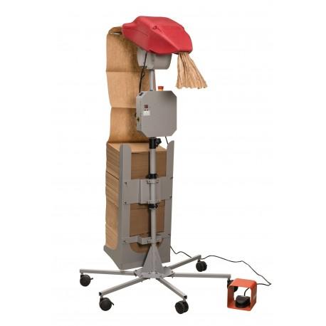 Calage papier machine