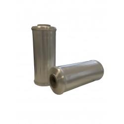 Fermetures et attaches avec liens bouclés plastifiés