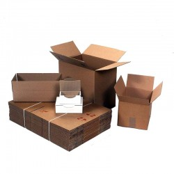 Caisse carton standard